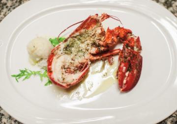 La carte restaurant le bergerac - Accompagnement homard grille ...